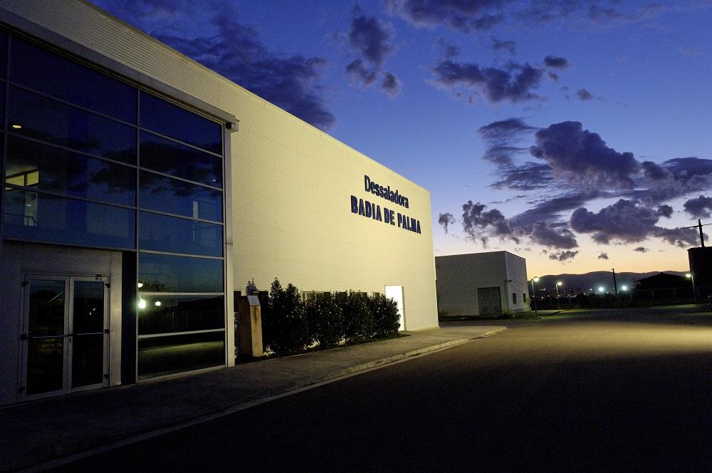 usine Palma Espagne